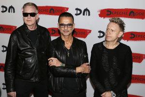 Depeche Mode prezentovali nový album v Miláne.