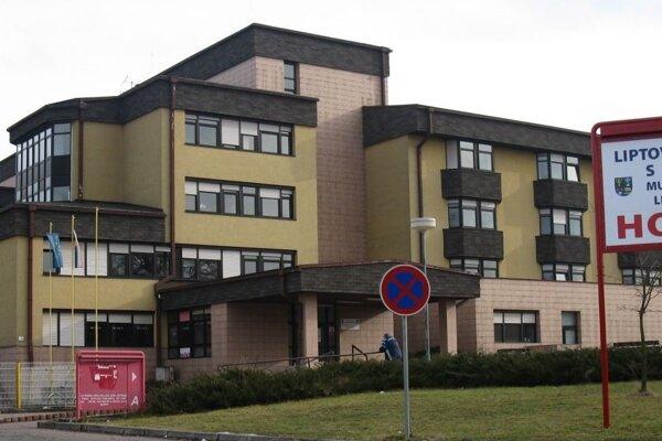 Liptovská Nemocnica s poliklinikou MUDr. Ivana Stodolu v Liptovskom Mikuláši.
