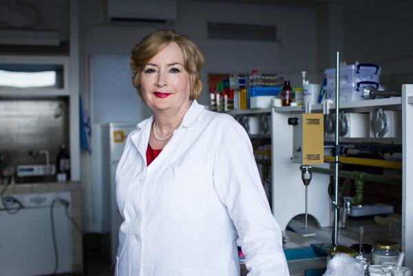 Jarmila Hojerová.