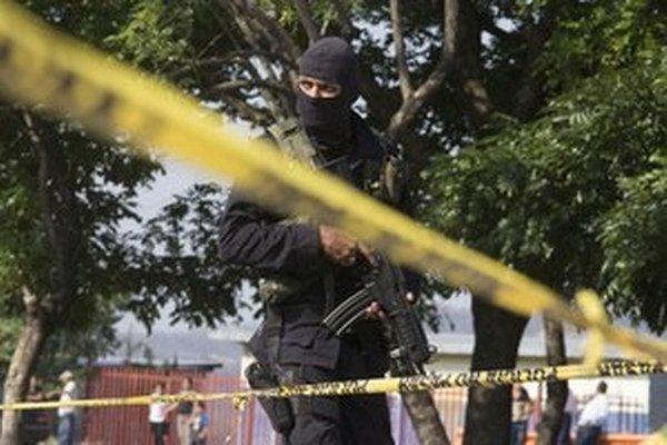 Kriminalita v Hondurase je jedna z najvyšších na svete.