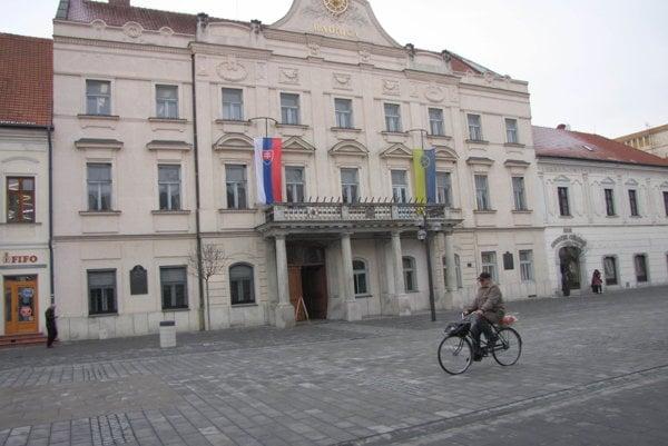 Trnavská radnica.