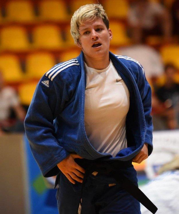 Ivana Komlóšiová trimfovala v hmotnosti do 70 kg.
