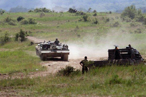 Na Lešti bude  na jeseň veľké vojenské cvičenie.