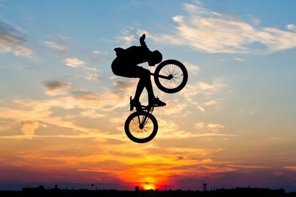Čo myslíte, má aj tento bicykel šaraglu?