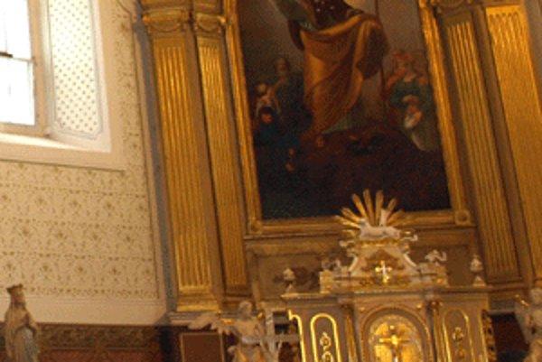 Kostol v Tužine prešiel rekonštrukciou.