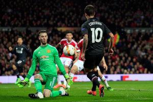 Duel medzi Manchestrom United a Liverpoolom patrí v Anglicku medzi najväčšie šlágre.