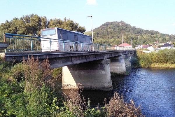 Most v Nižnej by mal správca začať rekonštruovať budúci rok.