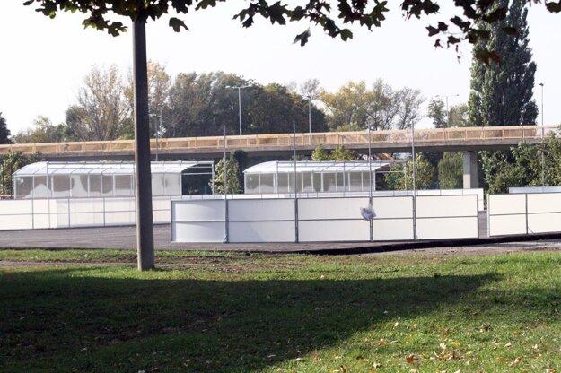 Nitrania by chceli hrať na novom ihrisku už v sobotu proti Vrútkam.