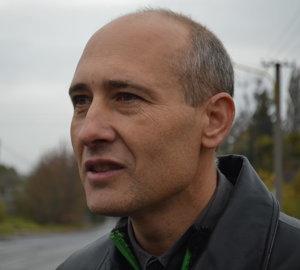 Rudolf Valíček. Riaditeľ Gréckokatolíckej charity.
