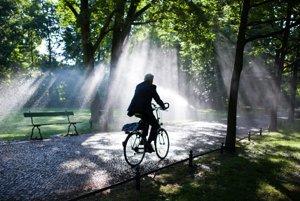 Z pivnice zmizol bicykel. Ilustračné foto.