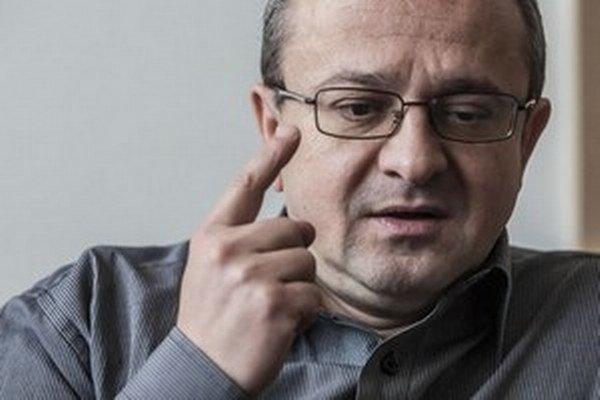 Alexander Duleba, šéf Slovenskej spoločnosti pre zahraničnú politiku.