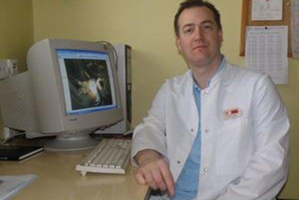 Doktor Peter Čech.