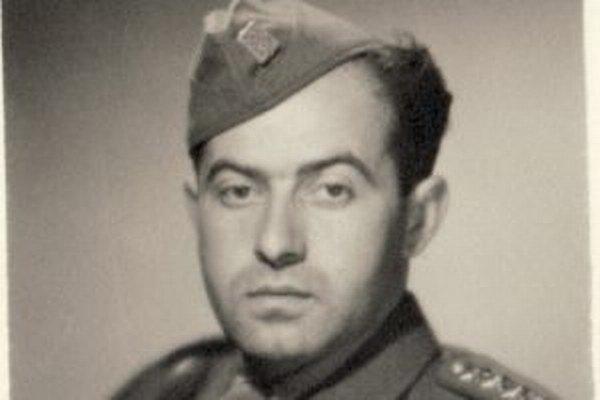 Karel Vaš v roku 1946.