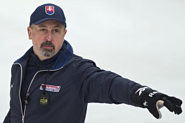 Slovenskú reprezentáciu čaká pod vedením Zdena Cígera Nemecký pohár.