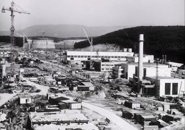 Dedina ustúpila výstavbe elektrárne.