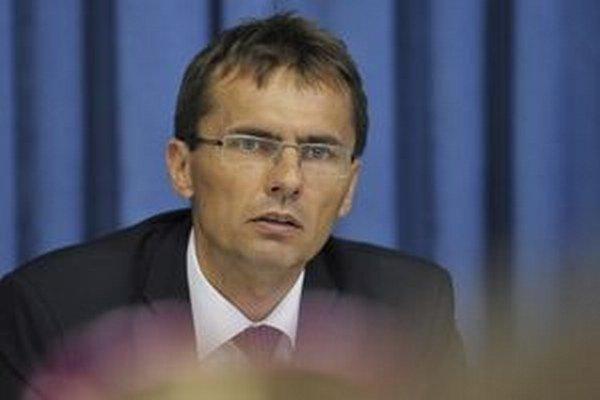 Exminister obrany Ľubomír Galko.