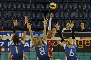 Slovenské volejbalistky sa nedávno márne pokúšali v súboji s Češkami o postup na majstrovstvá Európy 2017.