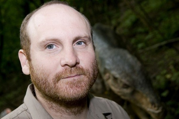 Paleobiológ Peter Vršanský.