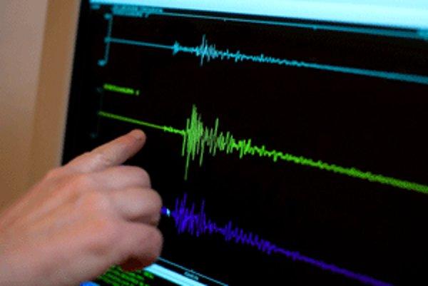 Zemetrasenie zachytili prístroje v Maďarsku aj na Slovensku.