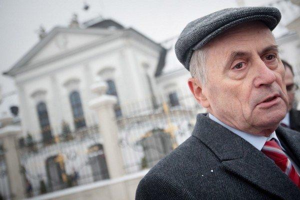 Čarnogurský bol s Putinom jediný zo Slovenska.