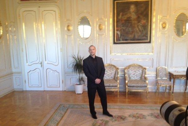 O dôvody odchodu dlhoročného policajta Mareka Gajdoša do civilu sa nedávno zaujímal aj prezident Andrej Kiska.
