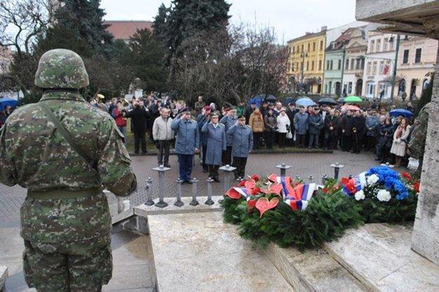 Deň oslobodenia Prešova sa zapíše medzi pamätné dni.