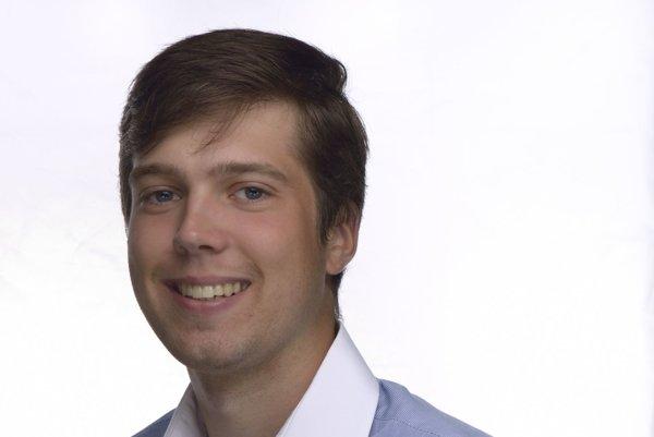 Dominik Karaffa, člen petičného výboru Petície za zachovanie Borovicového hája.