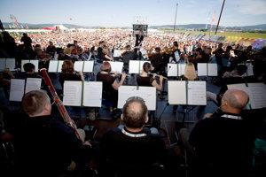 Štátna filharmónia Košice na festivale Pohoda