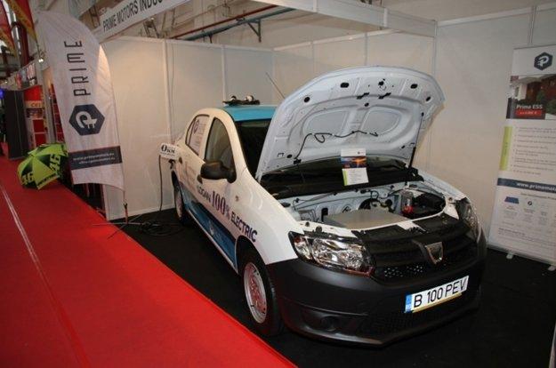 Výrobca montuje do modelu batérie s kapacitou 11 až 45 kWh