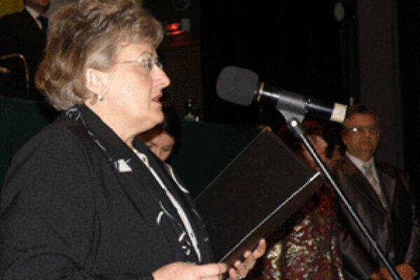 Helena Dadíková je viceprimátorkou Prievidze aj predsedníčkou komisie školstva, kultúry a športu.