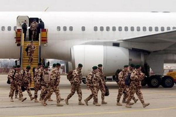 Vojakov z Iraku Slovensko stiahlo v roku 2007.