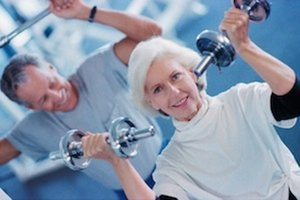 """Pohyb je nielen vynikajúcou prevenciou, ale aj """"liekom"""" na osteoporózu."""