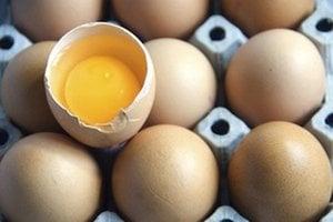 Vajíčka sú bohatým zdrojom viacerých vitamínov skupiny B.