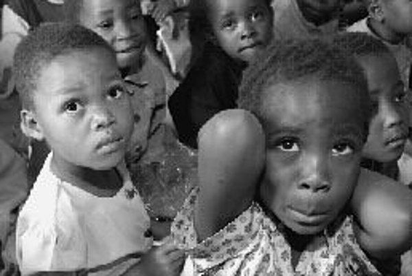 Svetová zdravotnícka organizácia upozorňuje na zvyšujúce sa nebezpečenstvo epidémií. ILUSTRAČNÉ