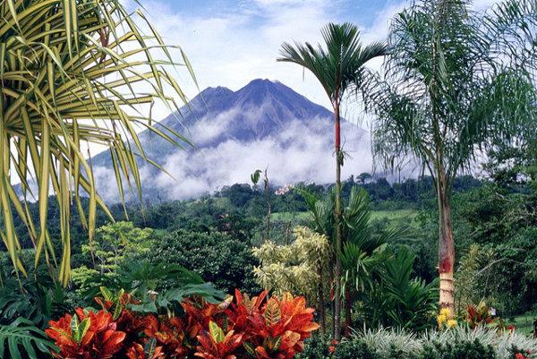 Kostarika je exotickým rajom na dovolenku a ponúka jedinečnú rôznorodosť.
