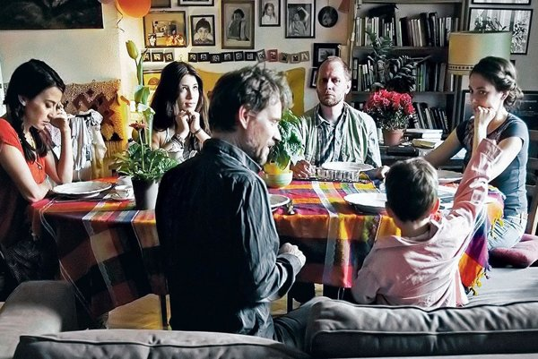 Rodinné šťastie, výborný maďarský film Szabolcsa Hajduho.