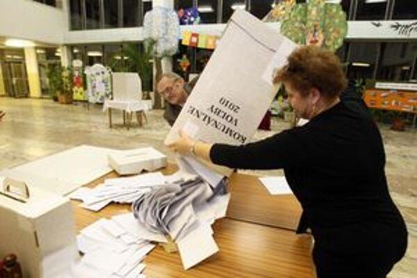 Výsledky volieb budú spečatené sľubmi nových poslancov, starostov a primátorov.