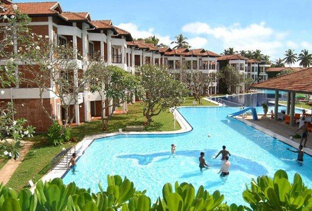 Hotel Club Hotel Dolphin(4*), Srí Lanka, Waikkal