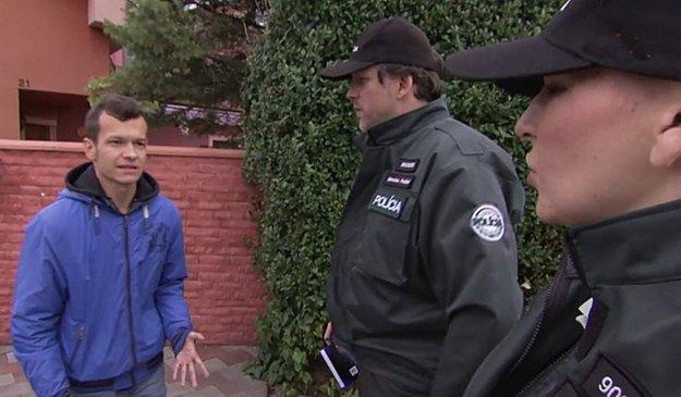 Seriál Policajti vakcii bol ďalšou hereckou skúškou Jána Kováčika.