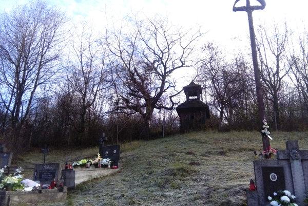 Zvonička vo Vígľašskej Hute - Kalinke.