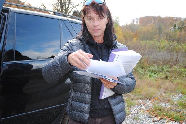 Ľubica Krajňáková hovorí, že komunikácia je mestská.