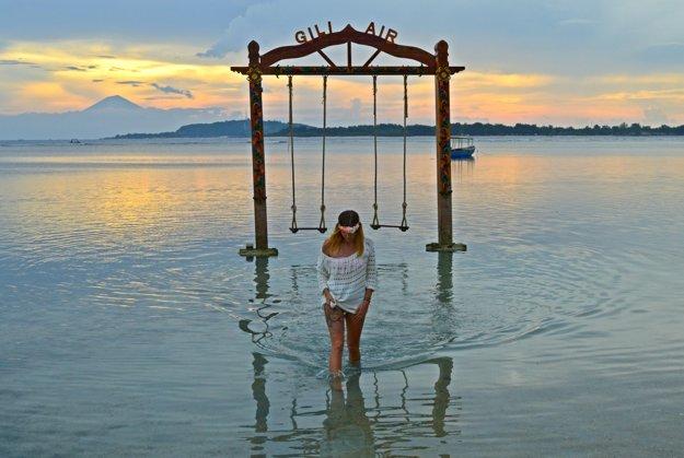 Raj na zemi. Juliana ho našla v juhovýchodnej Ázii.