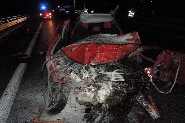 Aj pri dopravných nehodách na Kysuciach vyhasli mnohé ľudské životy.