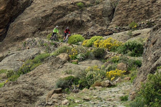 Cykloturistika má na Gran Canaria významné miesto. Trás je veľa a sú dobre značené.