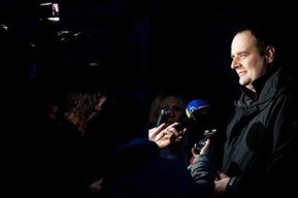Pavol Frešo odmieta špekulovať o hlasoch v strane, podľa ktorých by nemal kandidovať za predsedu Bratislavského samosprávneho kraja.