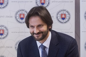 Minister vnútra Robert Kaliňák