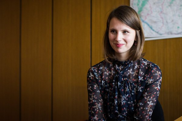 Bývalá zamestnankyňa ministerstva zahraničných vecí Zuzana Hlávková