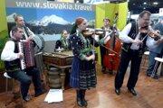 SACR lákala zahraničných turistov na Slovensko.