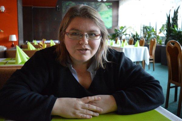Etnologička Nina Beňová.