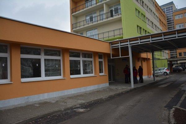 Rekonštrukčné práce v Kysuckej nemocnici v Čadci budú okolo 396-tisíc eur.